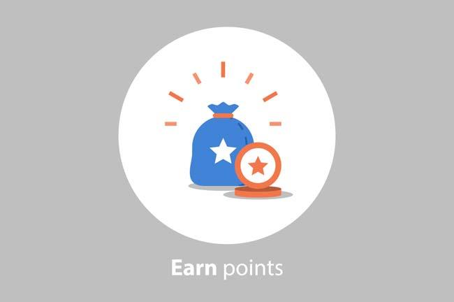 Earn Enough Points