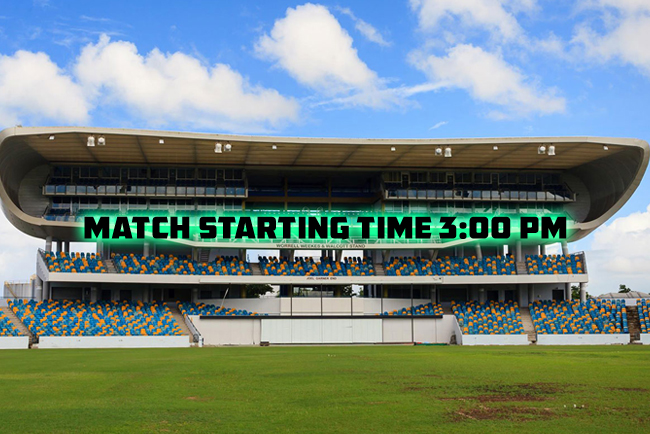 League Match Starting Time 3:00 Pm Ist