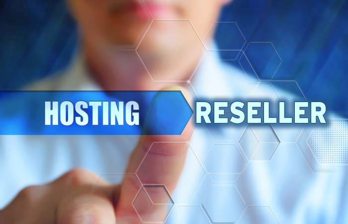 How do I become a hosting reseller