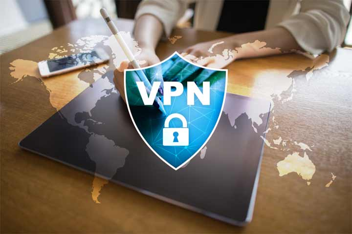 How do I setup a VPN at home