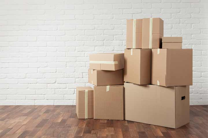 When should I start packing for a move