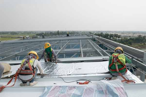 Commercial roofing is long-lasting