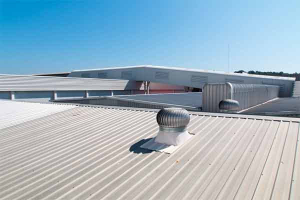 Introduction to the commercial roofs