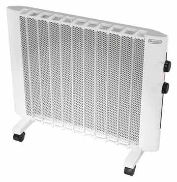 Eco heater system