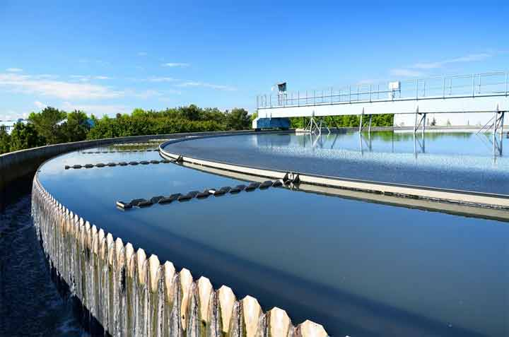 What Chemicals are used in Municipal water treatment