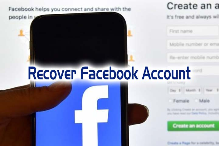 how can I recover my FB account