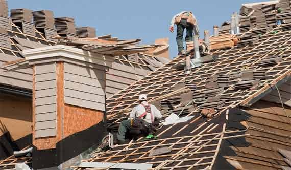 How to prepare your roof for springtime