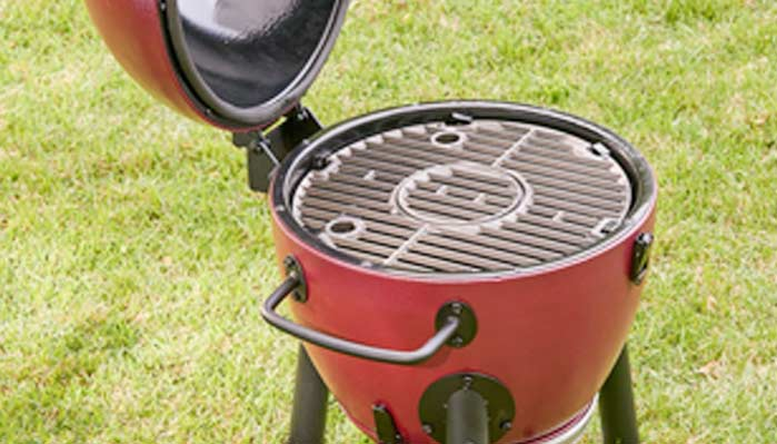 Other Features Of Big Green Egg