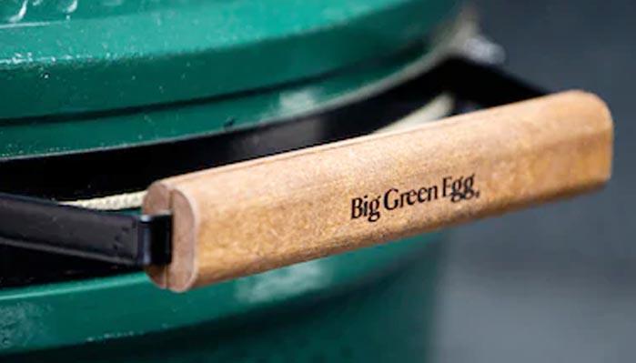 Reason to Use the Big Green Egg