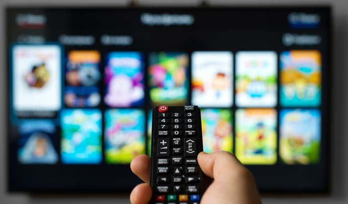 Browse the Internet on a Smart TV