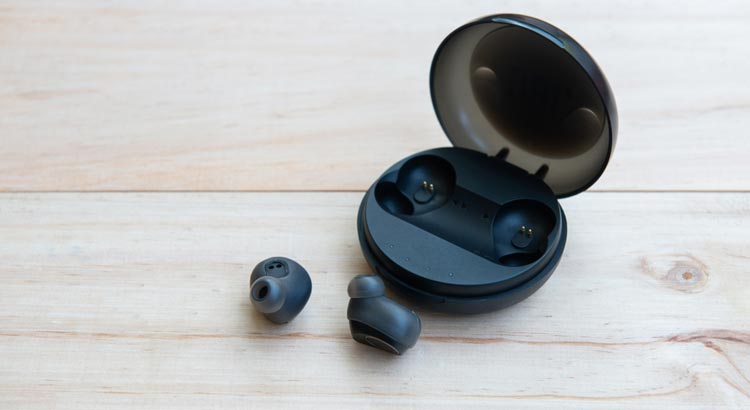 Overview on Insert The Earbuds