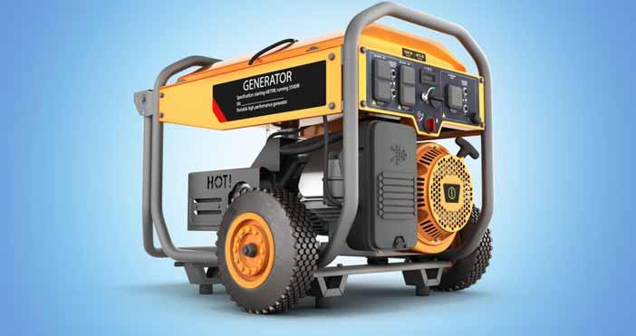 How does a Diesel Generator Work