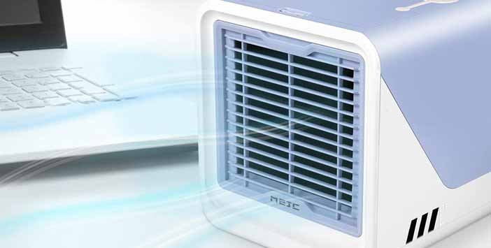How Air Cooler Without Water Works