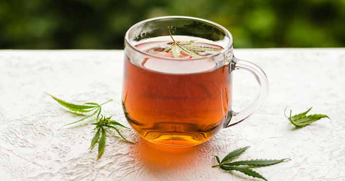 How To Make CBD Flower Tea