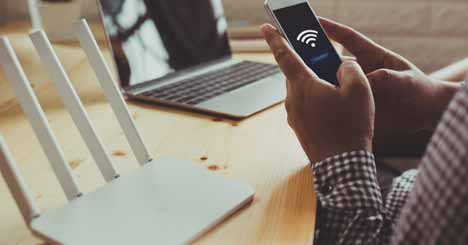 Connections Drop-in Wi-Fi