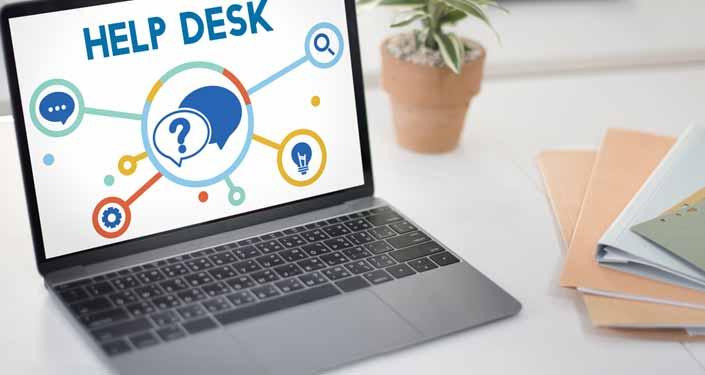 How Help Desks Work