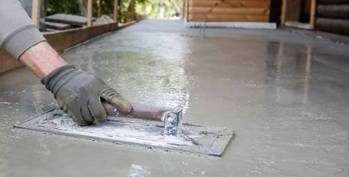 How to Screed A Large Area