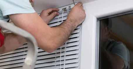 Repair a Window Blind
