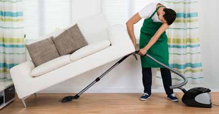 Why Hiring Cleaning Services is a Better Option