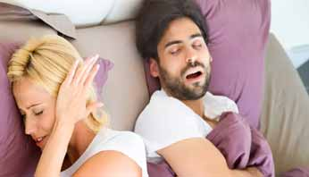 Snoring Caused By Your Diet