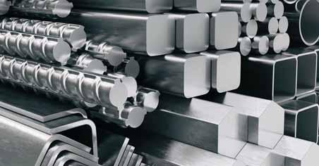 Chromium Present in Stainless Steel
