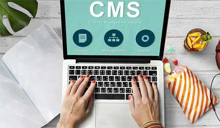 How to Design a website using CMS