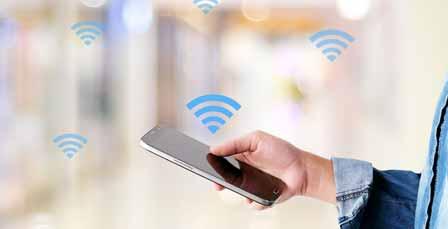 Mobile Wifi Hotspot Range