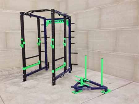 Versatile choices of the power racks