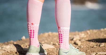 Benefits Of Wearing A Calf Compression Sleeve