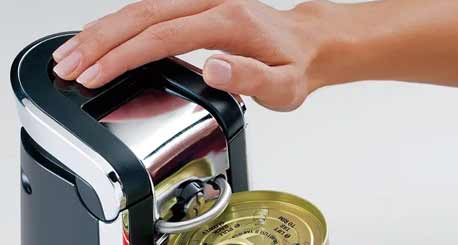 How Electric Can Opener Works
