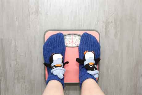 Lose Winter Weight