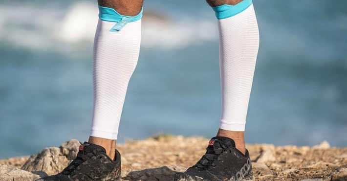 Why Wear A Calf Compression Sleeve