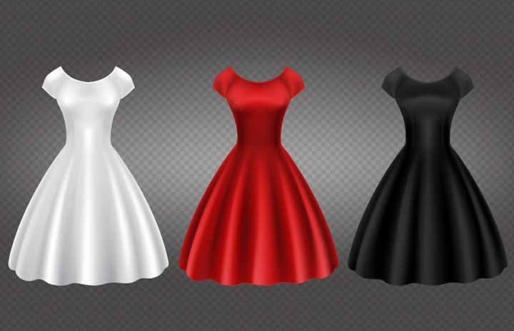 Baring Sleeves for a Strapless Dress