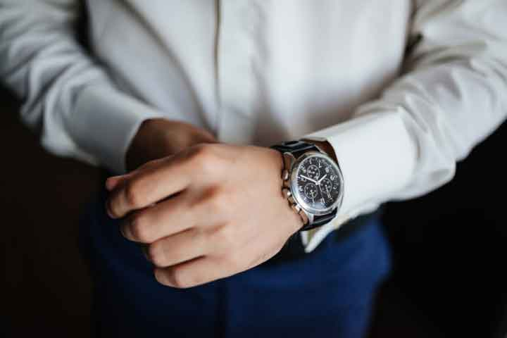 How a Device as Small as a Wristwatch