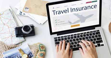 Trip Travel Insurance for Cancellations and Interruptions