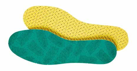 Variety of Fragrant Footing Insoles