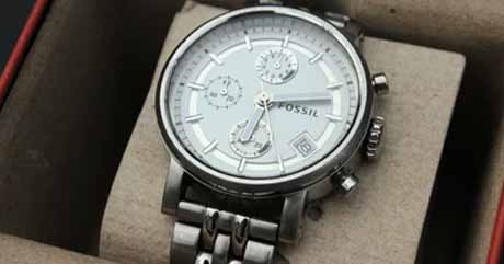 Specialty Fossil Watches
