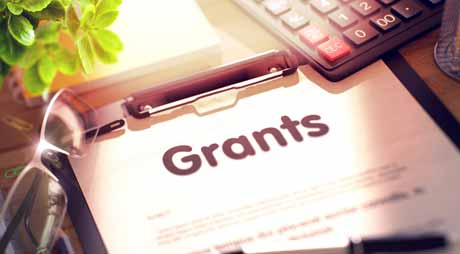 government grants funding