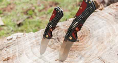 Buck Whittaker Summit knife