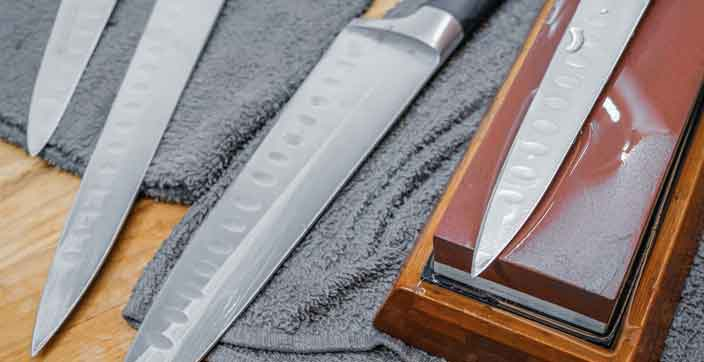 Buyers Guide to Knife Sharpeners