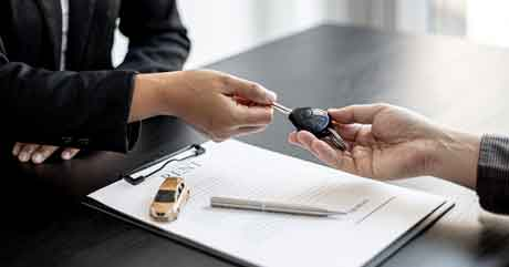 If You Rent Because your Vehicle is Totalled Or You Need a New One