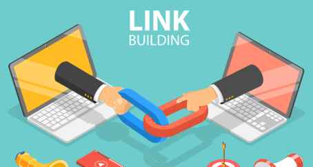 links in various places