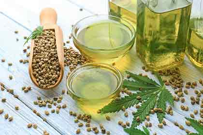 How does CBD oil counteract pain