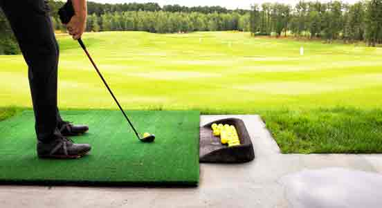 Places to Play Golf in Your Area