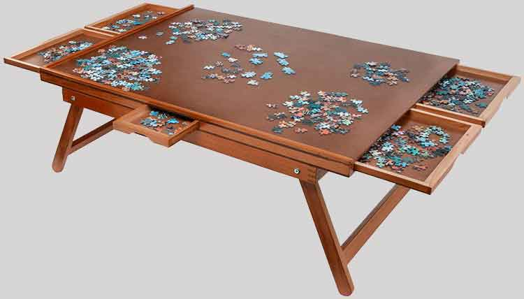 Top Seven Ways to Use a Puzzle Board