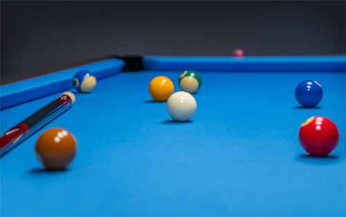 How to Hold a Billiard Stick