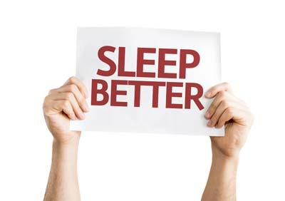 Allows For Better Sleep